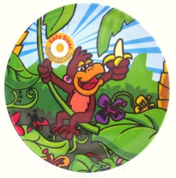 Midwest Monkey Choking Prevention Plates