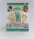 Sniffle Buddies handy band for kids to wipe nose on