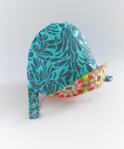 Urban Baby Bonnets - Peacock (small)