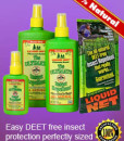 Liquid Net Insect Repellent