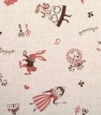 Shortall in Linen Princess by Overall Baby