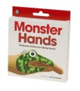 Monster Hands Temporary Hand Tattoos