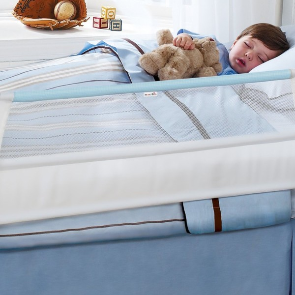 munchkin deluxe safety bed rail 1