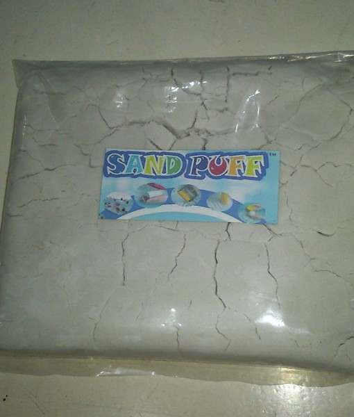 Sand Puff - Sand Only