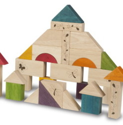 Wonderworld Natural Wooden Blocks
