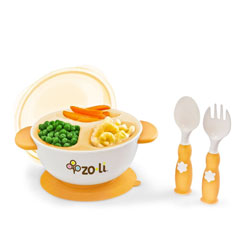 Zoli Stuck Bowl Set