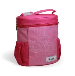 Zoli Nom Nom Insulated Lunch Bag