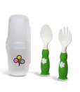 Zoli Baby Fork & Spoon Set