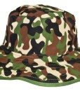 baby hat green camo