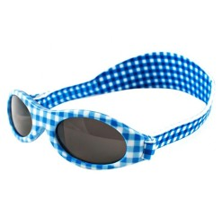 sunglass blue check
