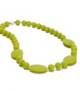 Chewbeads Perry Necklace - Chartreuse