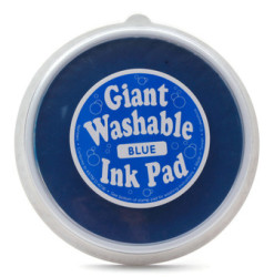 ink pad blue