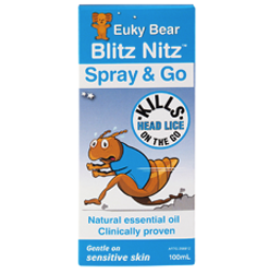 Euky Bear Blitz Nitz - Spray & Go1