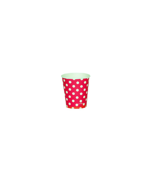 Paper Cups, Cups, party Cups, polka dot cups, party suppliers, celebrations, party supplies, kiddies cups