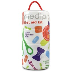 medipro, emergency kit, bandage, burn ointment, swabs, medical kits, first aid kit, me4kids
